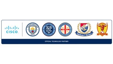City Football Group announce Cisco partnership