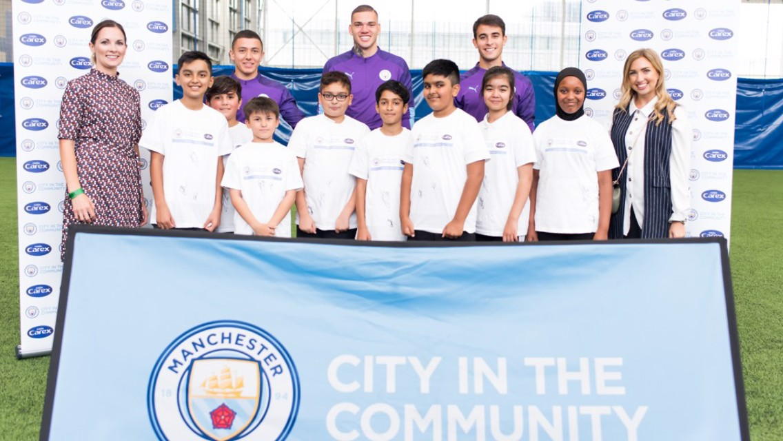Ederson cleans up as CITC mark Carex partnership