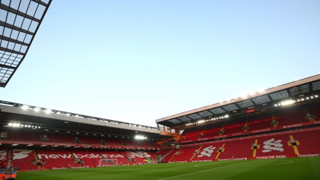 Liverpool v City: Sold Out