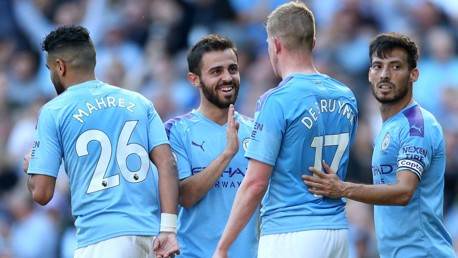 Two City players nominated for PL POTM award  