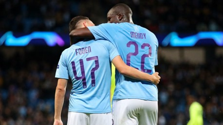 Mendy out as Guardiola makes two changes