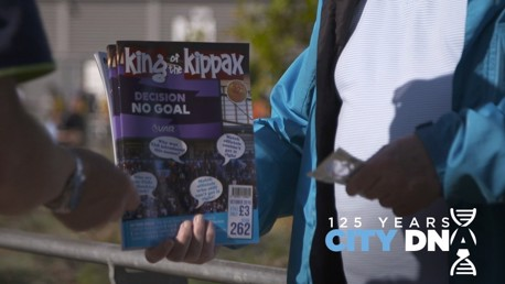 City DNA #18: The King of the Kippax
