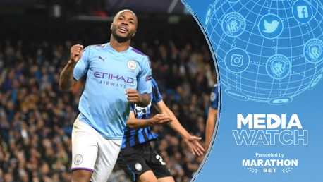 Media: Pundits purr over 'world class' Sterling