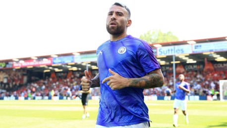 Otamendi: City won't be distracted by history