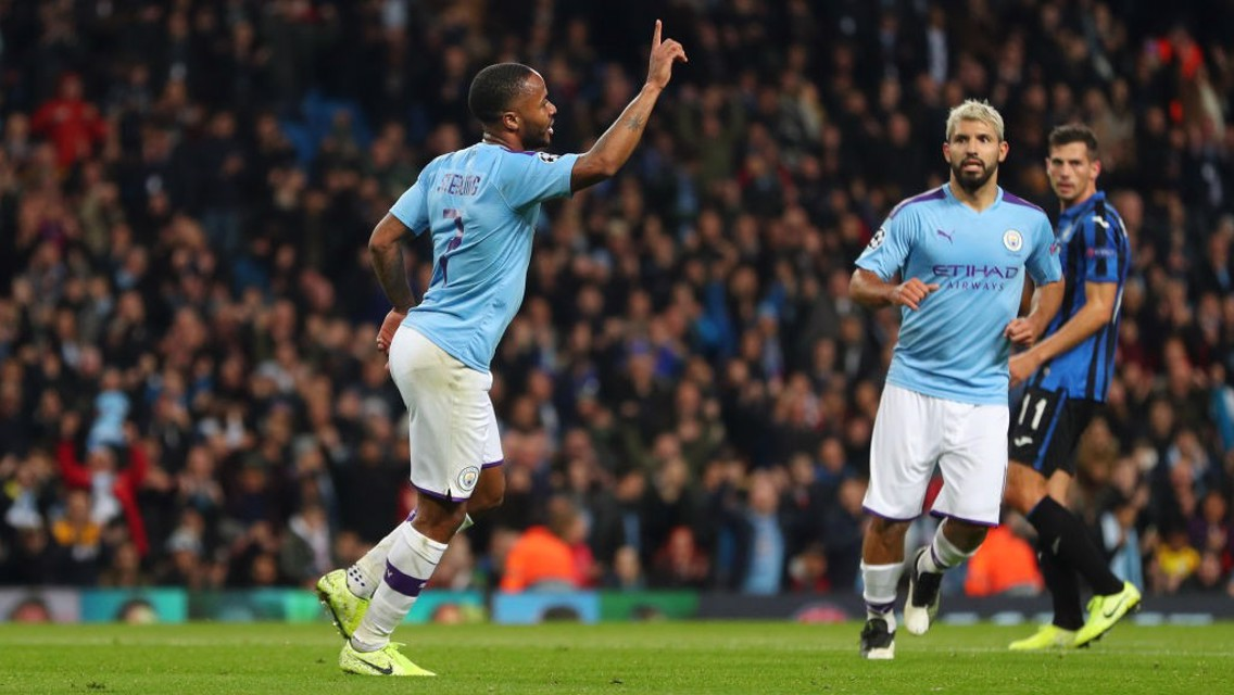 Raheem Sterling: Hat-trick hero