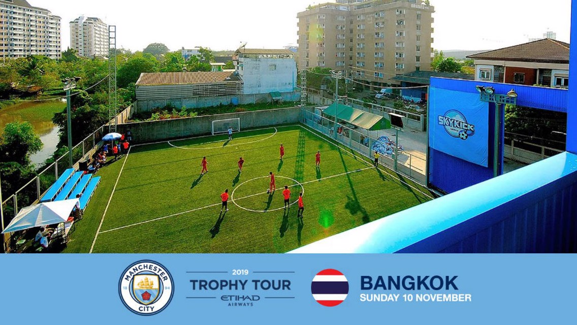 Trophy Tour is coming to Bangkok!