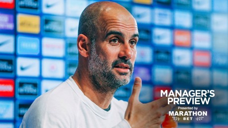 City give Pep the wow factor