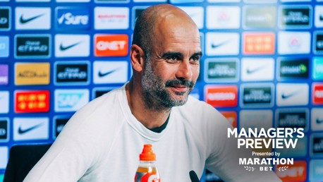 Guardiola: Title race the toughest I've managed