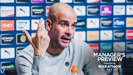 Pep: Only winning matters to the fans on derby day