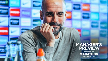 Pep: 'We have to be faultless'