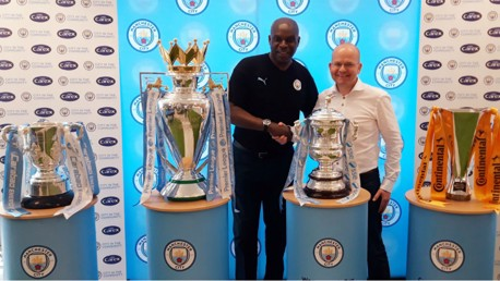 City in the Community launch new Carex partnership