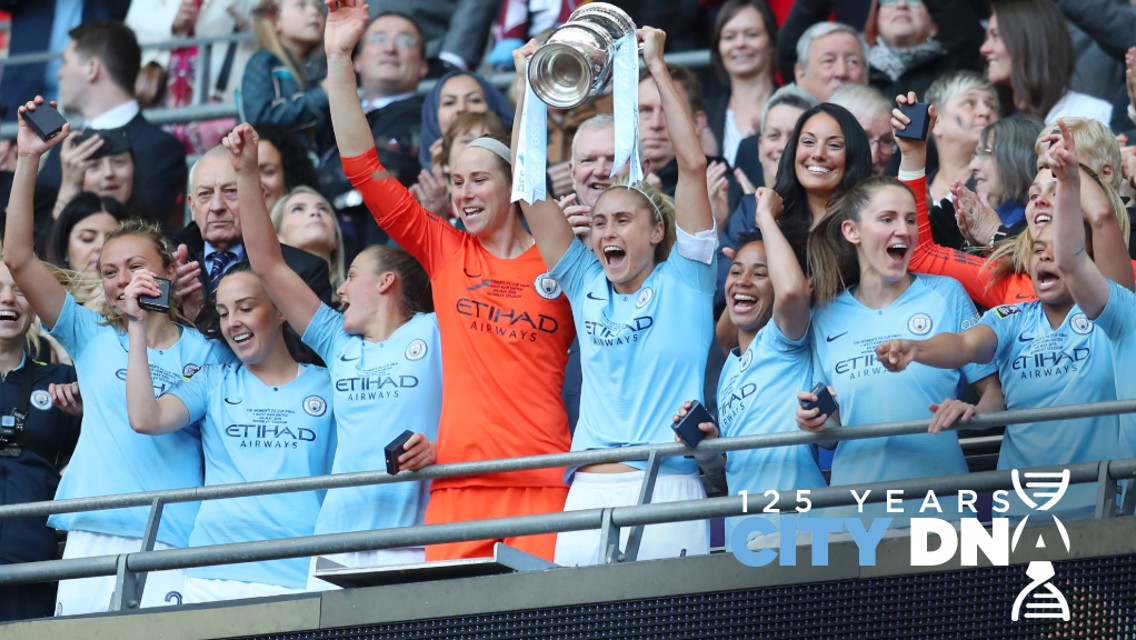 City DNA #5: Ladies to League Champions