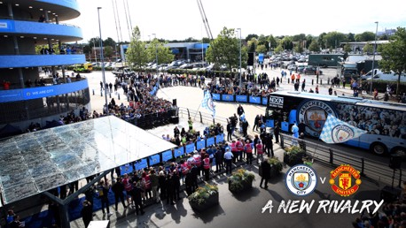 FA WSL Manchester Derby: Supporter information