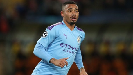 Gabriel Jesus set to be a key figure, says Goater