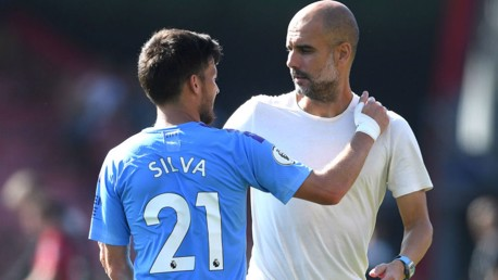Silva: My time at City has been phenomenal