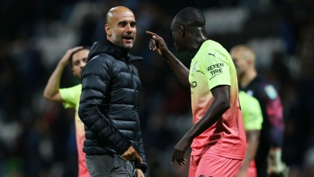 Mendy: I don't envy Pep!