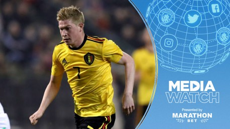 Media Watch: 'De Bruyne is as good as it gets'