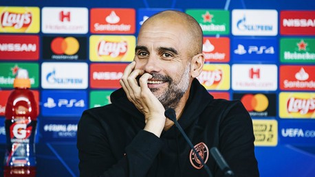 Guardiola: It's always tough against Shakhtar