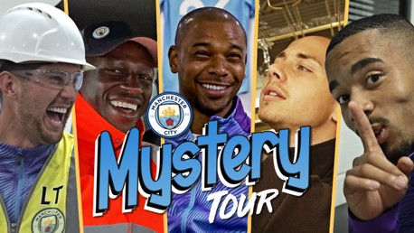 MYSTERY TOUR: Will they work out who our mystery staff are?