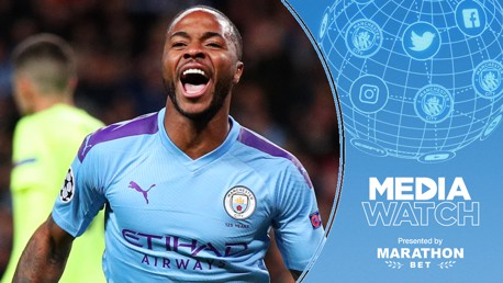 Media: Sterling blossoming into world-class talent