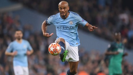 Vincent Kompany Testimonial: Supporter info