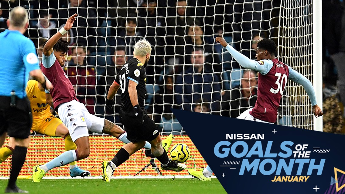 Pilih! Nissan Goal of the Month
