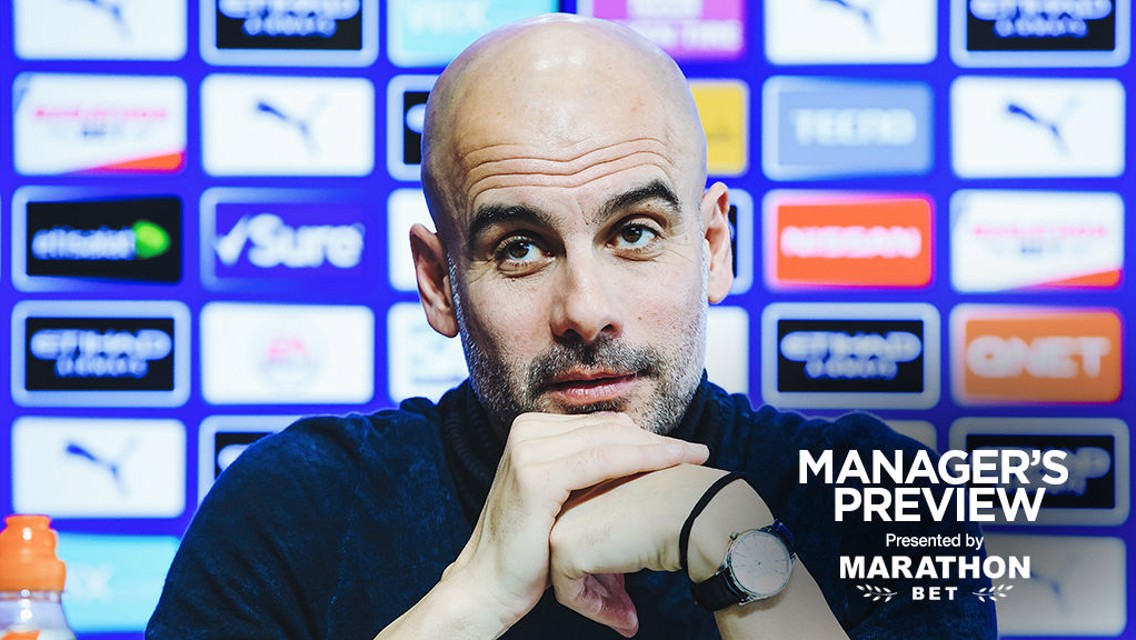 "Pep : ""Sterling ? On verra pour Madrid"""