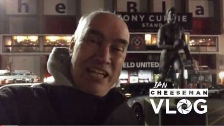 ROVING REPORTER: Ian Cheeseman brings you the sights and sounds of following City in his matchday vlog from Bramall Lane.