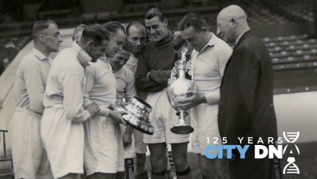 City DNA #41: Relegated - as defending champions!