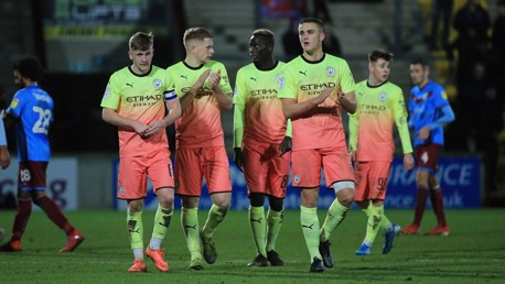Doyle: We must learn from EFL Trophy loss