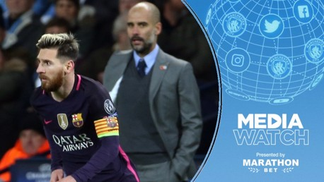 'Pep's vision changed my career' says Messi
