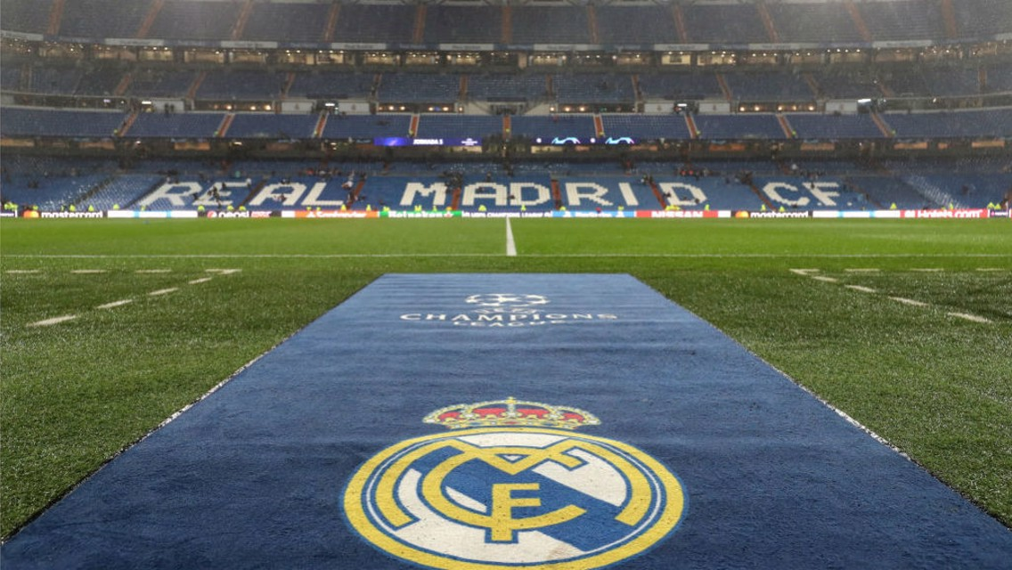 Real Madrid v City: Sold out