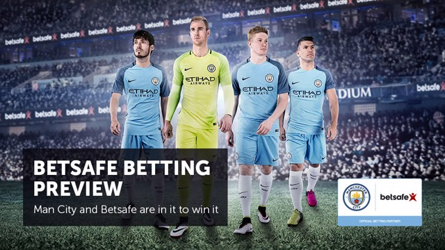 Official Betting Partner, Betsafe, bring you the latest odds for the 2016/17 season.