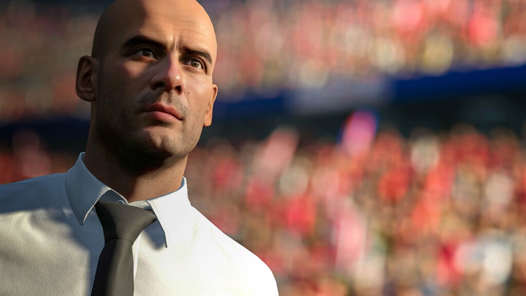 FIFA 17: Experience life as a City star in The Journey.
