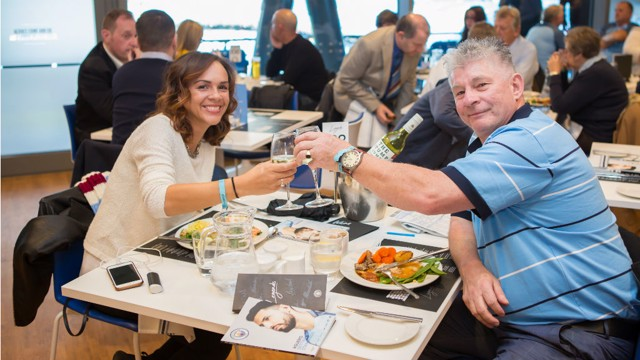 LEGENDS SUITE: Watch City from some of the best seats in the house with matchday hospitality.