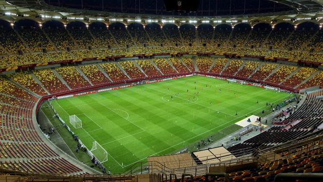 National Arena, Bucharest.