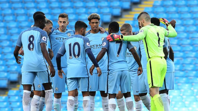 TEAM EFFORT: City EDS face Liverpool on Friday 28 October.