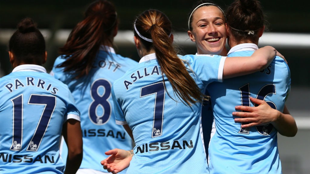 Continental Tyres Cup action: MCWFC v Aston Villa
