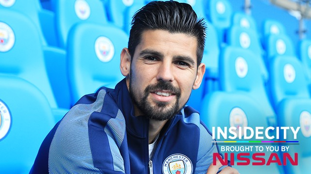 INSIDE CITY: Nolito's first day