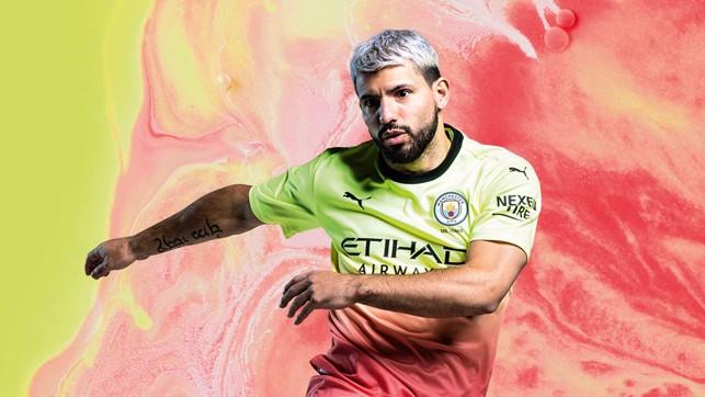 MAIN MAN : Record goal-scorer Sergio