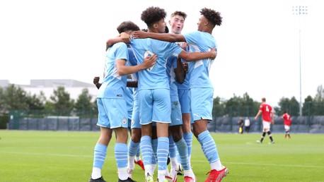 City score five in thrilling U18s Cup opener