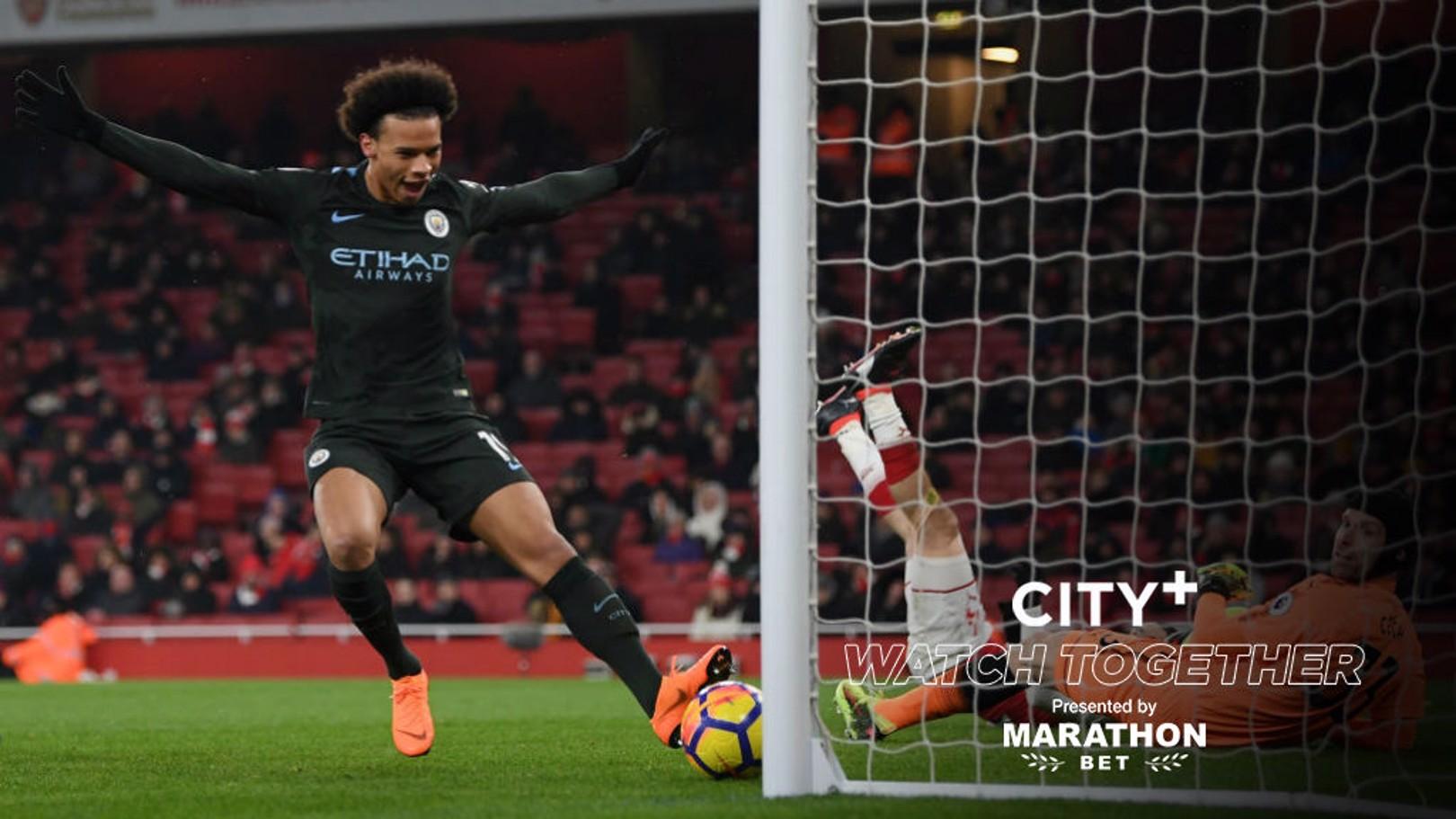 CITY+ Watch Together | 아스널 0-3 CITY 재방송