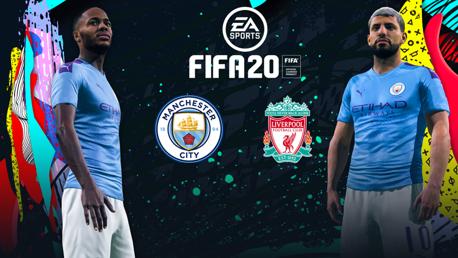 تحدي السيتي وليفربول ينتقل إلى FIFA 20