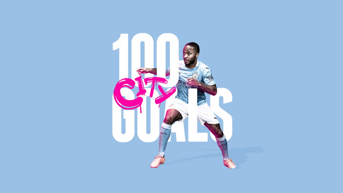 Sterling 100: Tonton Seluruh 100 Golnya Bersama City