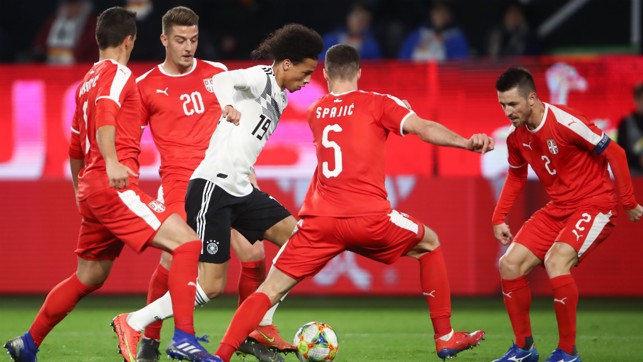 UNTOUCHABLE : Leroy Sane plots his escape