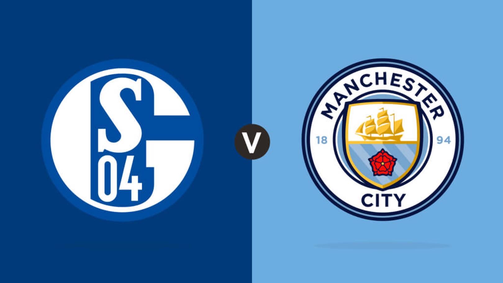 Schalke v City Champions League
