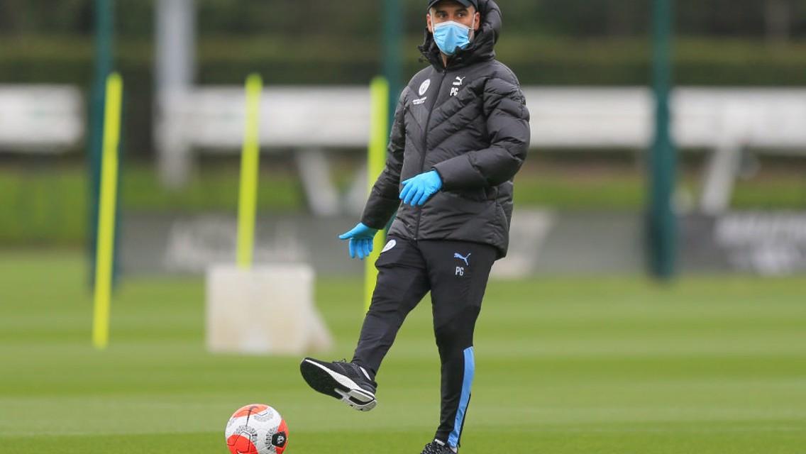 Guardiola heureux du retour de ses joueurs