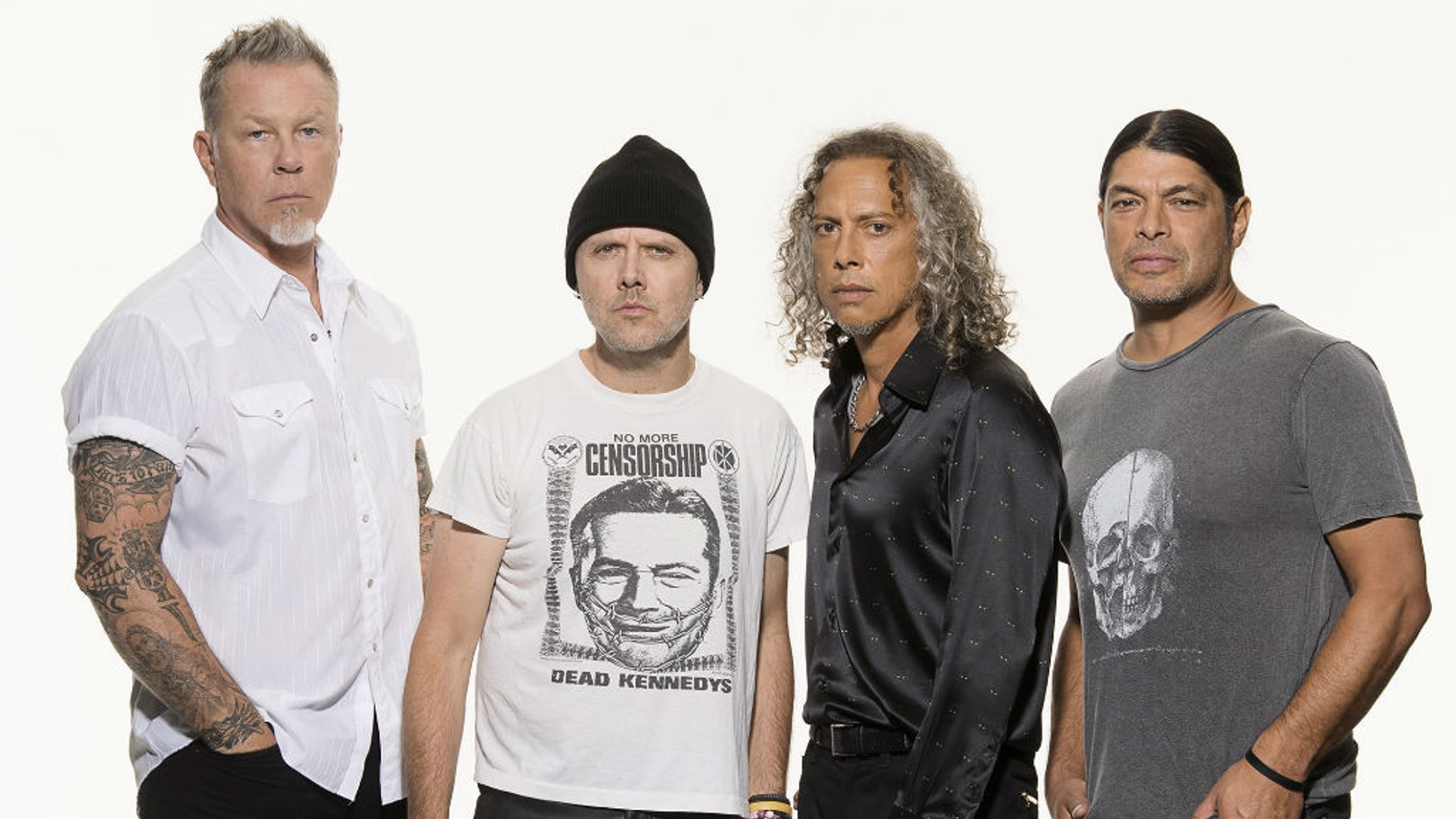 STADIUM DATE: US heavy metal giants Metallica will be heading to the Etihad next June