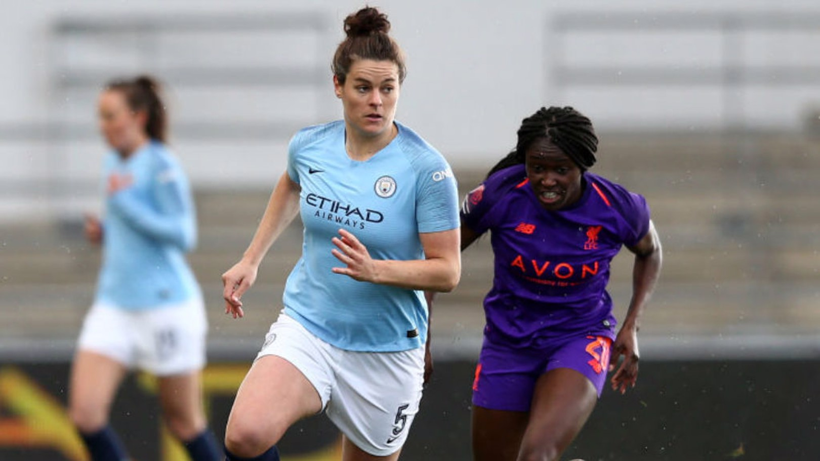 Jen Beattie leaves City