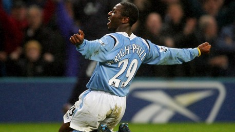 SHAUNY WRIGHT WRIGHT WRIGHT: Club legend Shaun Wright-Phillips shares his thoughts ahead of City v Chelsea...